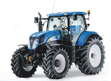 Venta tractor T6020 New Holland